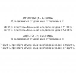 ДЕСТИНАЦИЯ АНКОНА